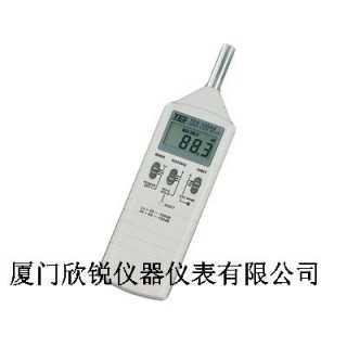 TES-1350A台湾泰仕TES1350A数字式噪音计,厦门欣锐仪器仪表有限公司