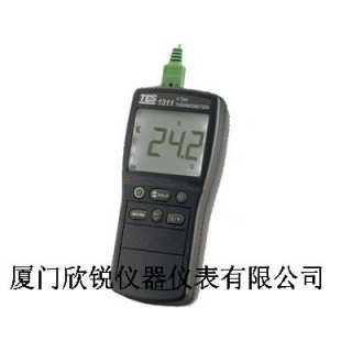 TES-1312A台湾泰仕TES1312A温度计,厦门欣锐仪器仪表有限公司