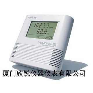 DSR-THCO₂温湿度二氧化碳记录仪,厦门欣锐仪器仪表有限公司