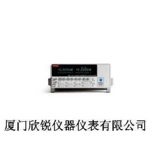 吉时利Keithley双通道皮安表/电压源6485型,厦门欣锐仪器仪表有限公司