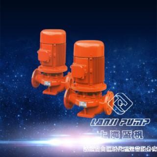 CCCF认证—室外消火栓泵,永嘉县沪龙泵业有限公司